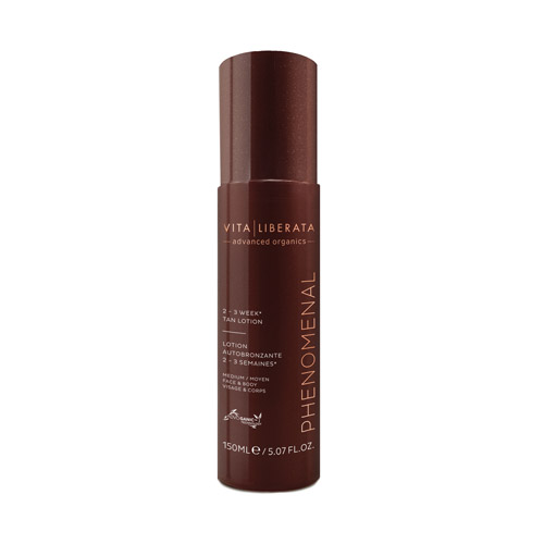 PHenomenal  Vita Liberata 2-3 Week Tan Lotion Medium 150 ml