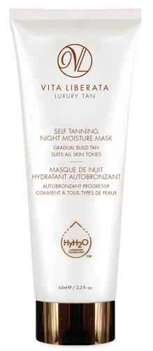 Self Tanning Night Moisture Mask  Valmont