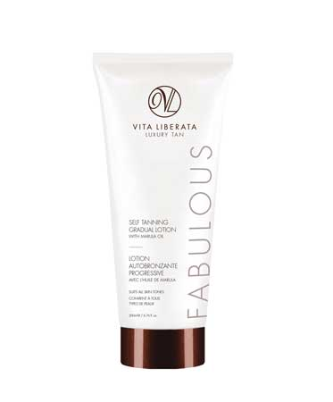 Fabulous Self Tanning Gradual Lotion  Valmont