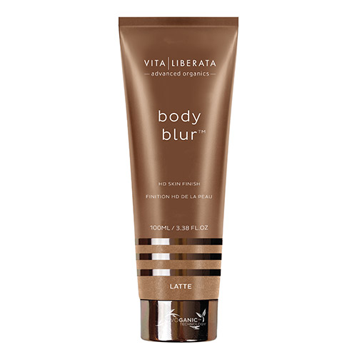 Solares Vita Liberata Body Blur Instant HD Skin Finish - Latte 100 ml