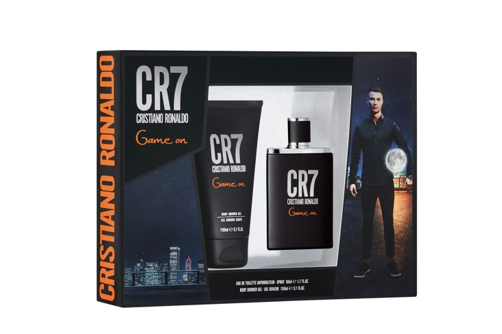 Game On CRISTIANO RONALDO Coffret 30 ml