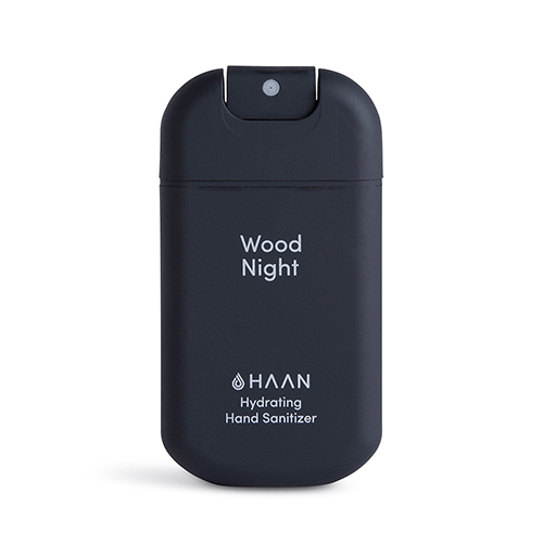 Haan Hydrating Hand Sanitizer - Wood Night 30 ml