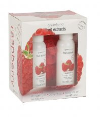 Greenland Fruit Extracts Gift Set Framboesa