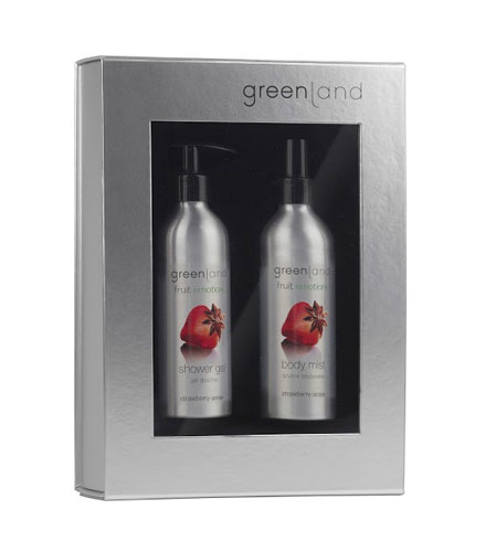 Medium Gift Set StrawberryAnise Fruit Emotions