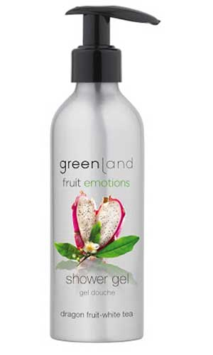 Greenland Fruit Emotions Shower Gel Dragon Fruit-White Tea