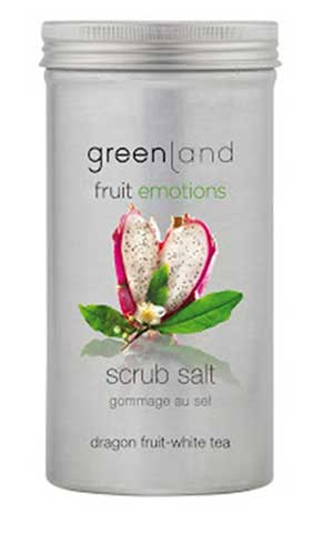 Greenland Fruit Emotions Scrub Salt Dragon Fruit-White Tea