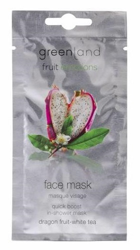 Face Mask Dragon FruitWhite Tea Fruit Emotions