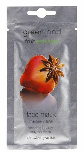 Face Mask  StrawberryAnise Fruit Emotions