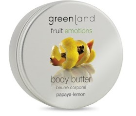 body butter 120 ml papayalemon Fruit Emotions