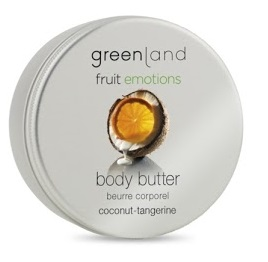Body Butter - Côco-Tangerina Fruit Emotions Greenland
