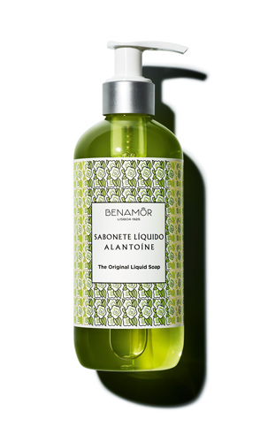 Alantoíne Benamôr Sabonete Líquido Alantoíne The Original Liquid Soap 300 ml