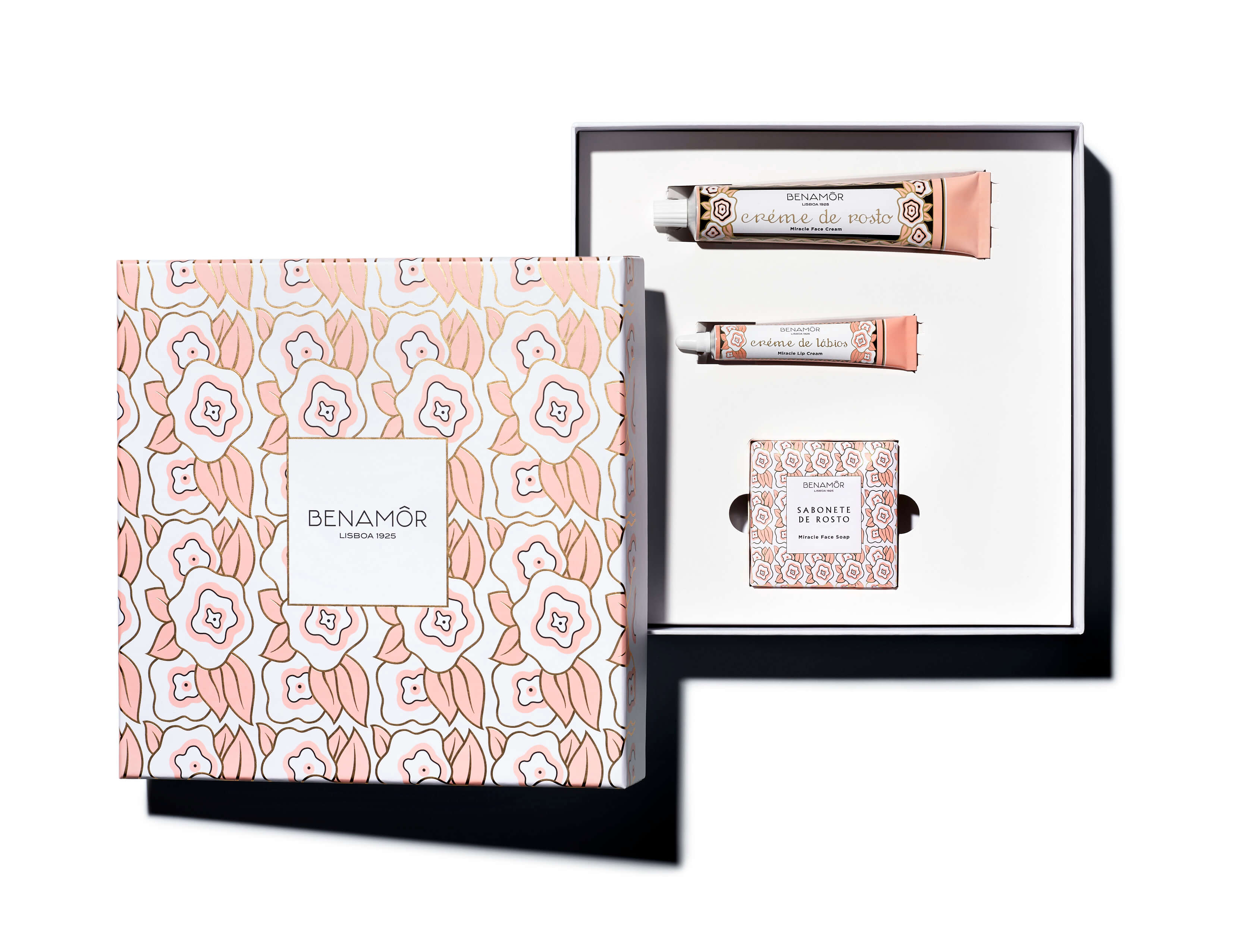 Miracle Benamôr Coffret 50 ml