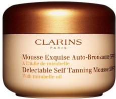 Clarins Solares Mousse Exquise