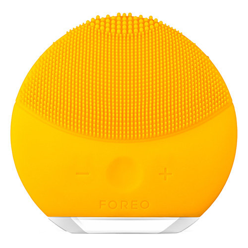 LUNA Mini 2 Foreo LUNA Mini 2 Sunflower Yellow 1 un