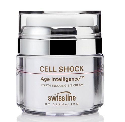 Swiss Line Cell Shock Age Intelligence Cs Ai Youth Inducing Eye Cream 15ml