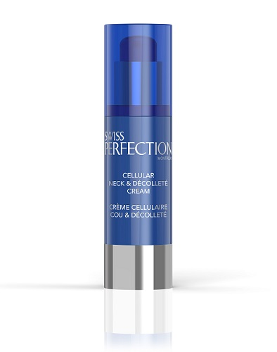 Cellular Neck & Decollete Cream Face Care Swiss Perfection