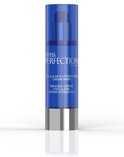 Swiss Perfection Face Care Cellular X-Hydrating Cream Mask
