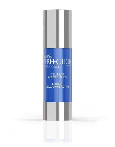 Swiss Perfection Oily Skin Face Care Cellular Active Lotion