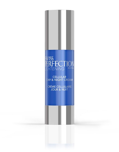 Cellular Lightening Day/Night Cream Lightening Face Care Swiss Perfection