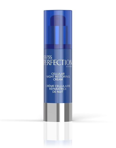 Swiss Perfection Face Care Cellular Night Restoring Cream