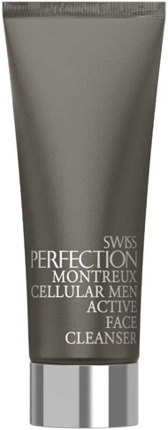 CELLULAR  MEN ACTIVE FACE CLEANSER Swiss Perfection