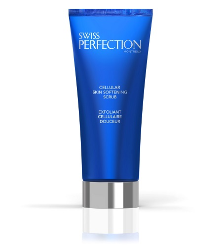 Swiss Perfection Cleansing Care Cellular Skin Softening Scrub