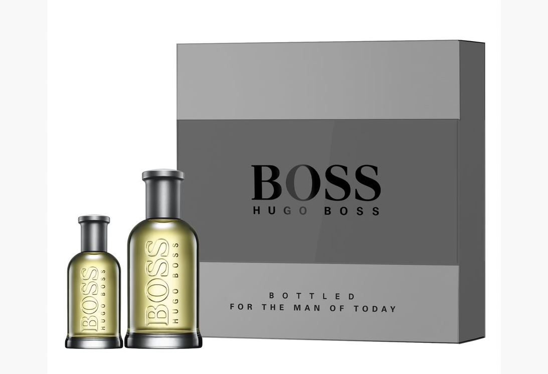 Coffret Boss Bottled