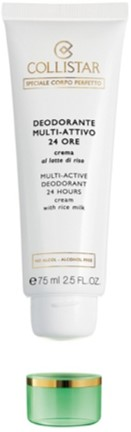 Multiactive Deodorant 24h Cream Collistar
