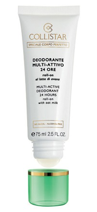 Multiactive Deodorant 24h Roll On Collistar