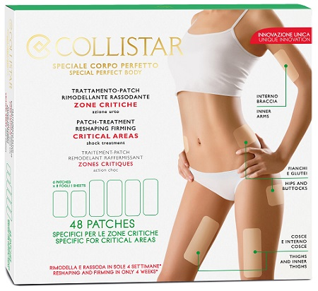 Collistar Special Perfect Body Patch-treat Reshap Firming Crit.areas, 4