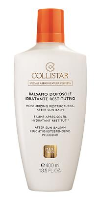 Collistar Special perfect tanning Moist. Restructuring After Sun Balm