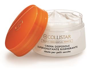Collistar Special perfect tanning Supermoist.regenerating After Sun Cream