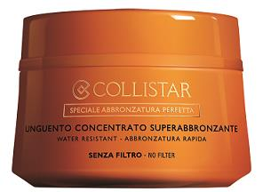 Collistar Special perfect tanning Supertanning Concentrated Unguent