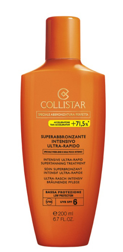 Collistar Special Perfect Tanning Intensive Ultra Rapid Supertanning Treat