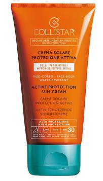 Collistar Special perfect tanning Active Protection Sun Cream SPF 30