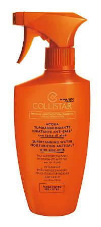Collistar Special perfect tanning Supertanning Water with Aloe Milk