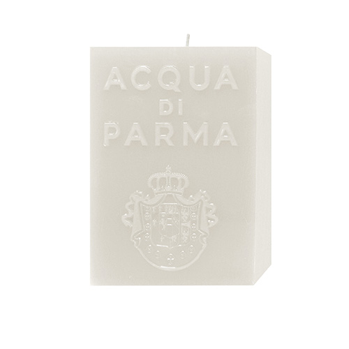 Cube Candle Collection Acqua di Parma Cloves White Candle 1000 ml