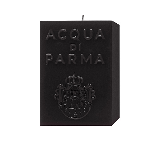 Cube Candle Collection Acqua di Parma Amber Black Candle 1000 ml