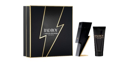 Bad boy Carolina Herrera Ch Bad Boy Edt100+allover Wash Fd20/21 100 ml