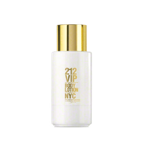 212 Vip Carolina Herrera Body Lotion 200 ml