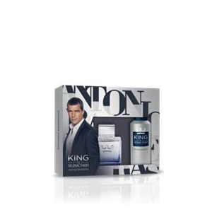 Edt 50ml Vp Ab 50ml King of seduction