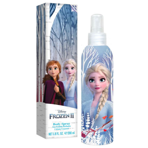 Frozen II Airval Body Spray 200 ml