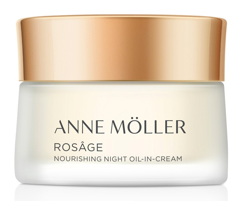 Rosacircge Nourishing Night Oilincream 50ML