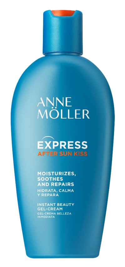 Möller For Man Express  After Sun Kiss