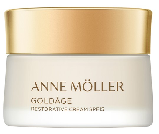 Möller For Man Gold?ge Goldâge Restorative SPF15