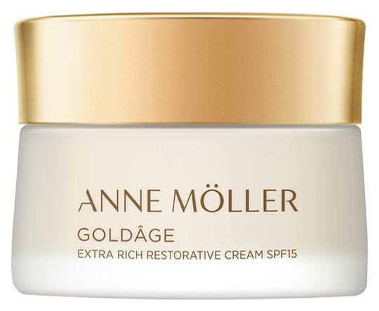 Möller For Man Gold?ge Goldâge Extra-Rich Restorative SFP15