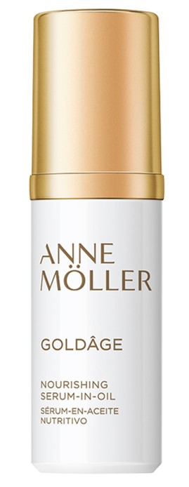 Möller For Man Gold?ge Goldâge Serum-In-Oil