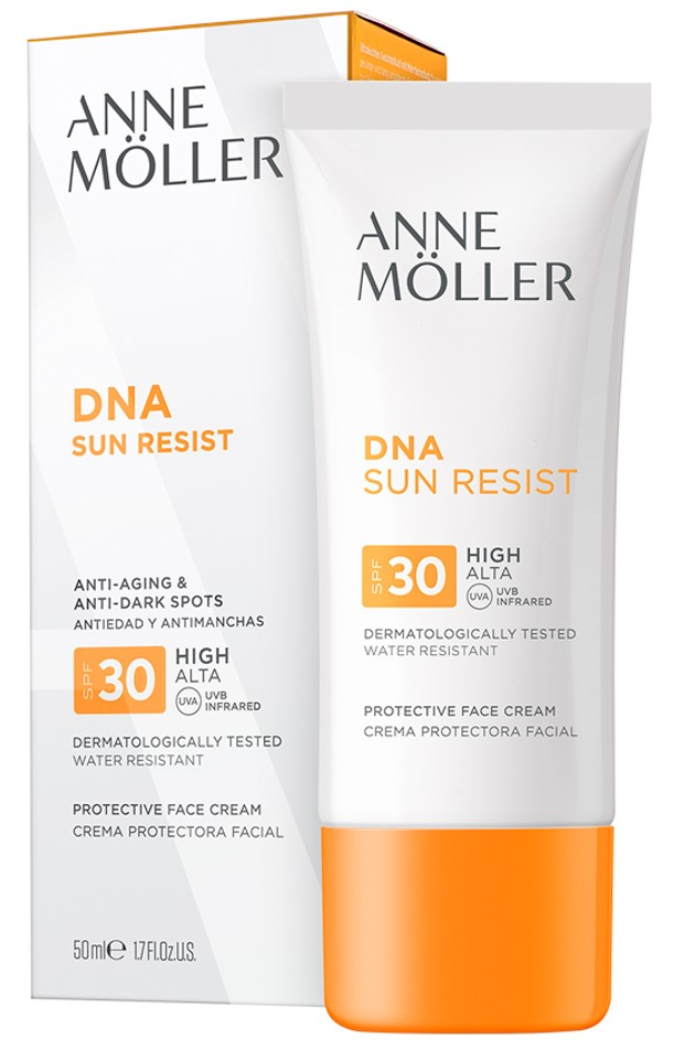 Confort Exfoliance DNA Sun Resist Cream SPF 30