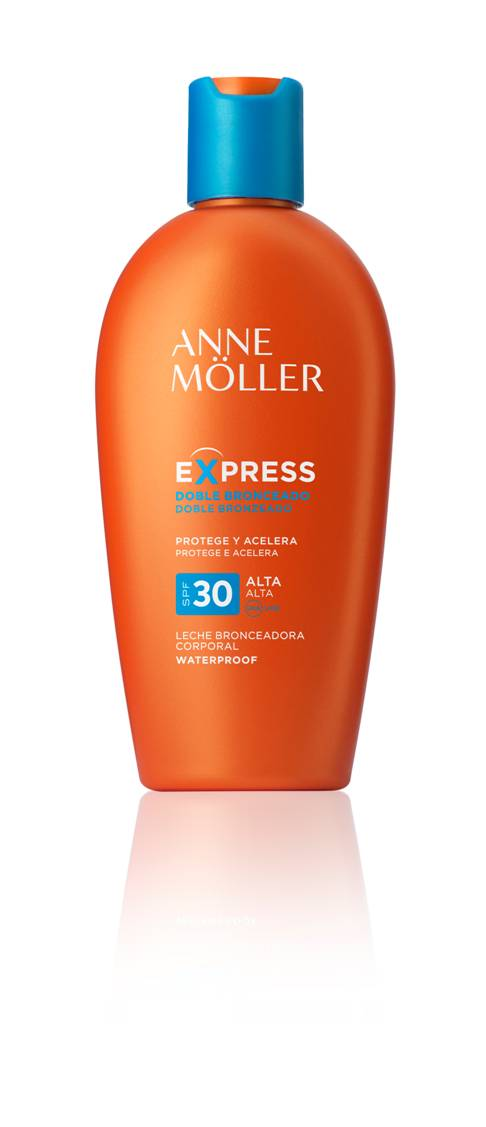 Express Spray Bronzante SPF30