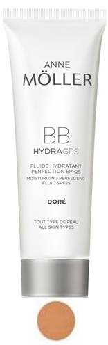 Anne Möller Hydra GPS BB Fluide Perfection Doré